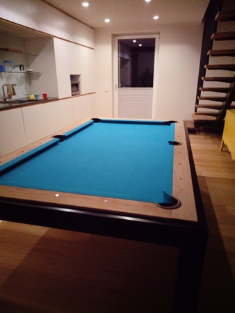 snookertisch 7ft kombi